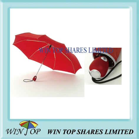 Auto open and close fashion umbrella