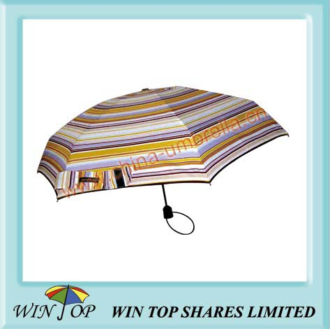 "21"" auto open and close umbrella"