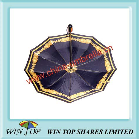 23 inch auto open & close 10 ribs umbrella