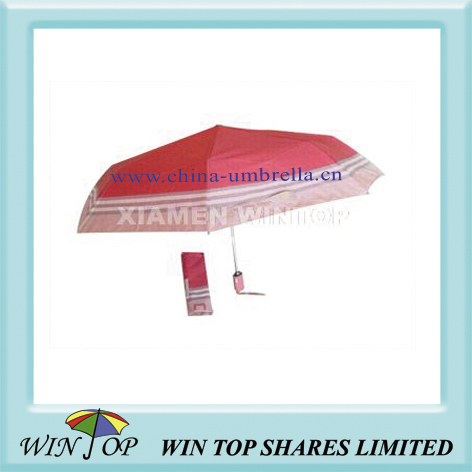 "21"" auto open close umbrella"